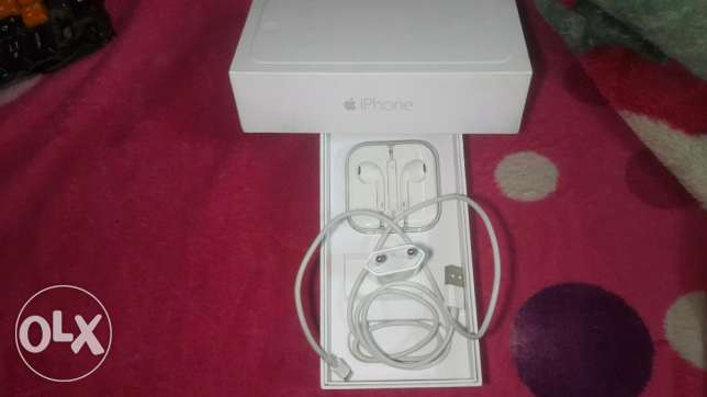 Charger iphon 6+ original used