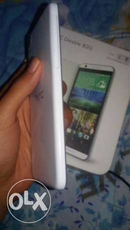 SALE : HTC 820 Desire With Box بنها -  2