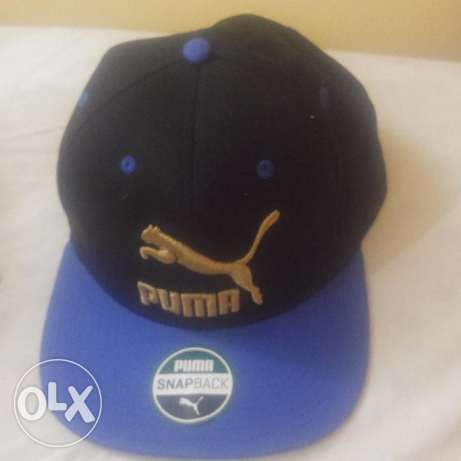 For sale new original puma cap