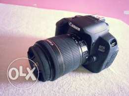 Canon 700D with