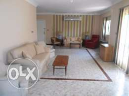 Furnished Apartment Located In Maadi Degla For Rent