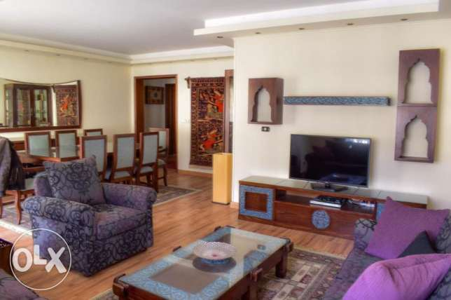 178 Ultra Lux apartment for sale in madinaty with furniture