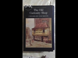 "The old curiosity shop author charles dickens ""novel"""