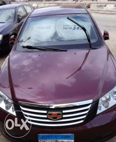 2014 - Geely Emgrand7