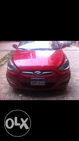Hyundai accent RB