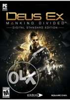 deus ex mankind divided for pc