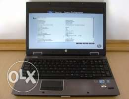 hp workstation core i7