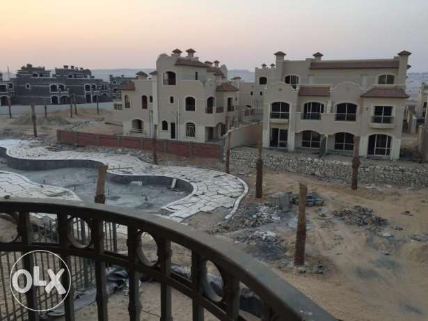 Twin House for Sale in Patio 6 of October near new Giza & Dream Land