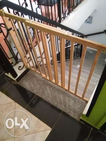 Stair gate for babies