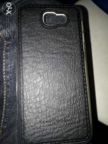 J5 prime cover Leather