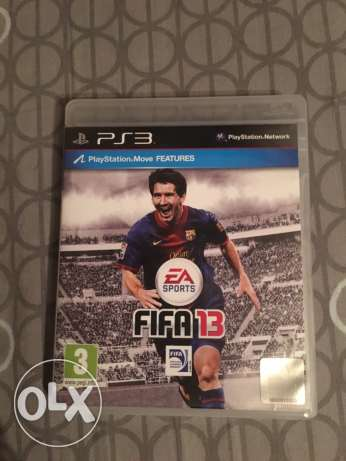 Fifa 13 for ps3