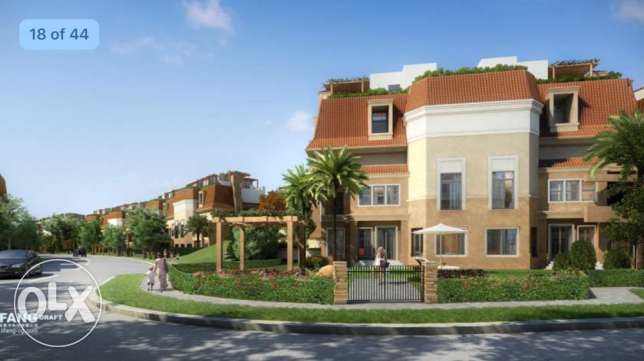 s-vila for sale 0% down payment and 7 years installment in Sarai التجمع الخامس -  7