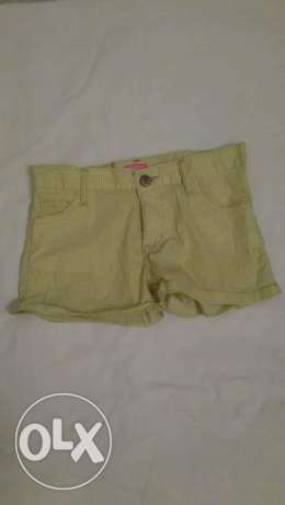 New shorts for boys and girls