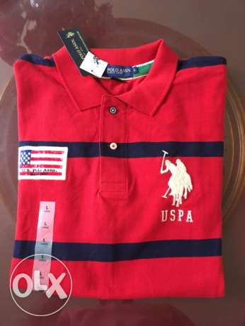 Original Uspolo assn polo size Large regular fit , fits xlarge also