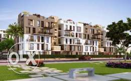 East Town Apartment Phase 8 شقه فى ايست تاون سوديك