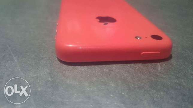 Iphone 5c like a new