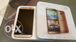 Htc m8 4G 32G like new with box and all acc