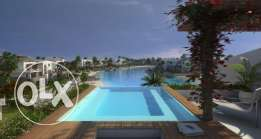 Swan Lake Gouna - Hassan Allam Chalet 4 bed Fully Finished