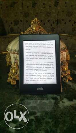 kindle paperwhite kinde e-readerبيبروايت قارئ كتب كيندل