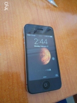 iphone 4s black used for 4 months like new
