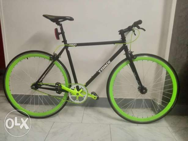 Fixed Gear (Trinx D200)