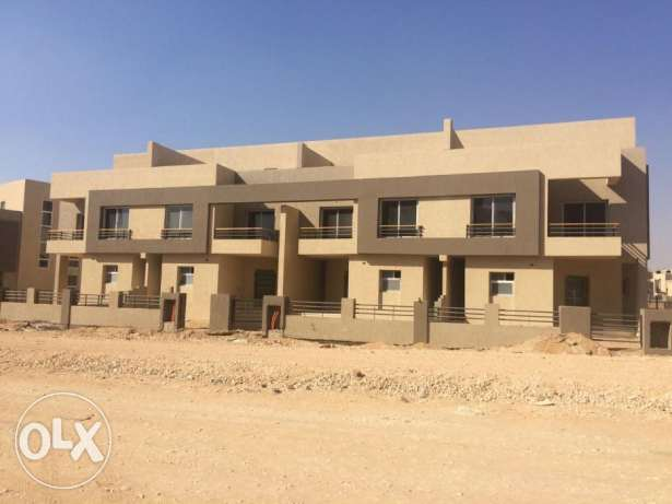 New cairo_The square compound_Town House For sale