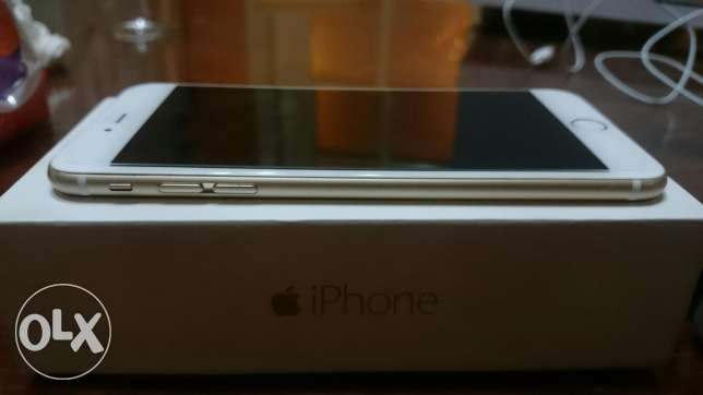 Iphone 6 plus 16 gold العباسية -  3