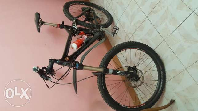 Thomus bike oberrider CT