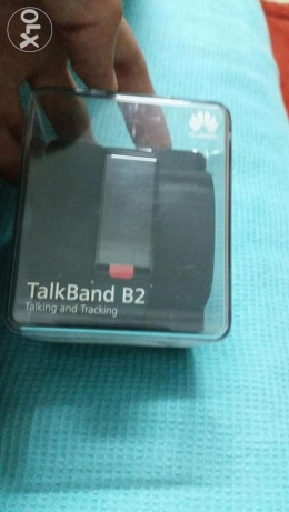 New Huawei talkband b2 black