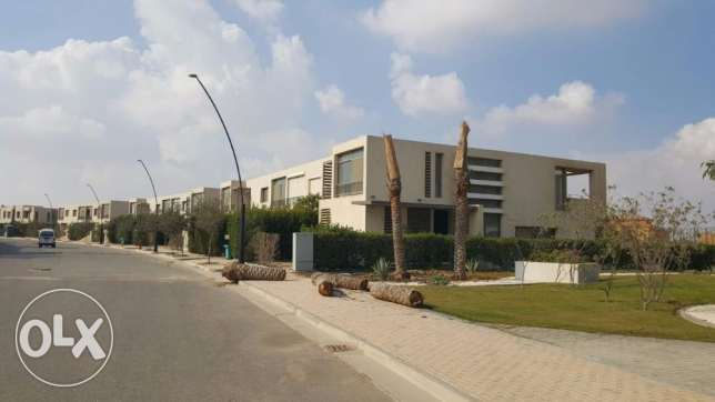 Town House middle for sale in ALLIGRIA SODIC Shahira Fahmy Design