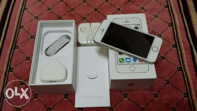 I phone 5s gold 16G