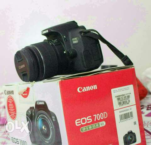 Canon 700 d package بنها -  3