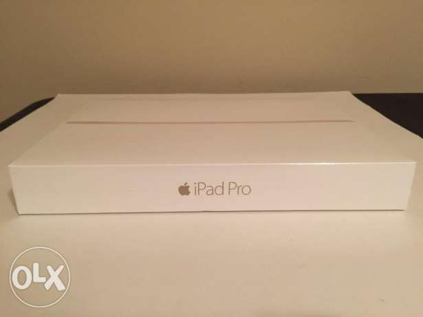 Brand new sealed box ipad pro 9.7inch 256gb 4g gold and silver color