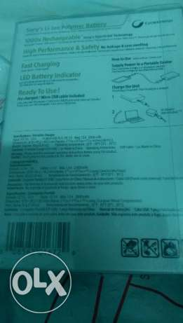 sony power bank 3400mah القاهره -  2