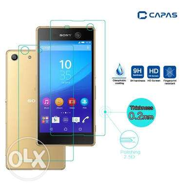 Sony M5 Mobile Screen Protector