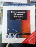 Contemporary business statistics 3e