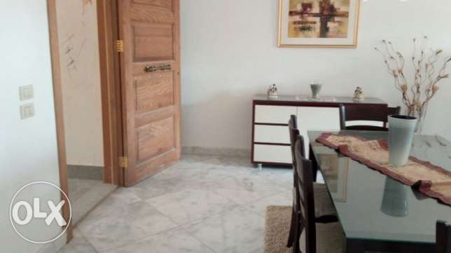 flat ror rent in casa fully furnished الشيخ زايد -  5