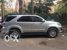 Toyota Fortuner 2015, 4000 cc , mint condition