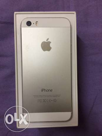 iPhone 5s - 64 giga - silver