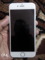 16 Iphone 6 silver