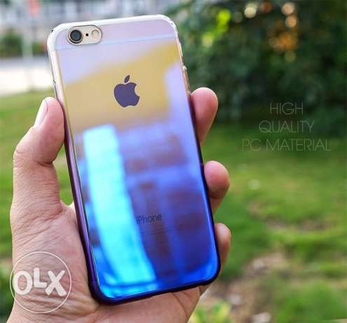 Colorful cover for iphone 6