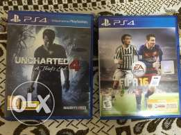 Uncharted 4 or FIFA 16