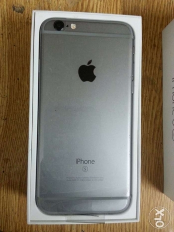IPhone 6s space gray 64G New unlocked الزيتون -  1