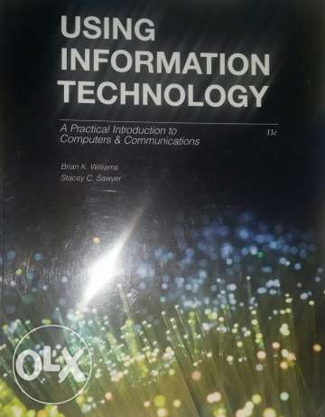 Using information technology by sawyer