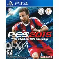 ps4 account primary pes 2015 Pro Evolution Soccer