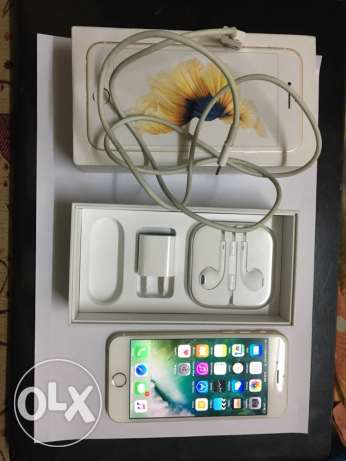 iphone 6s 64g gold god condition مدينة نصر -  7