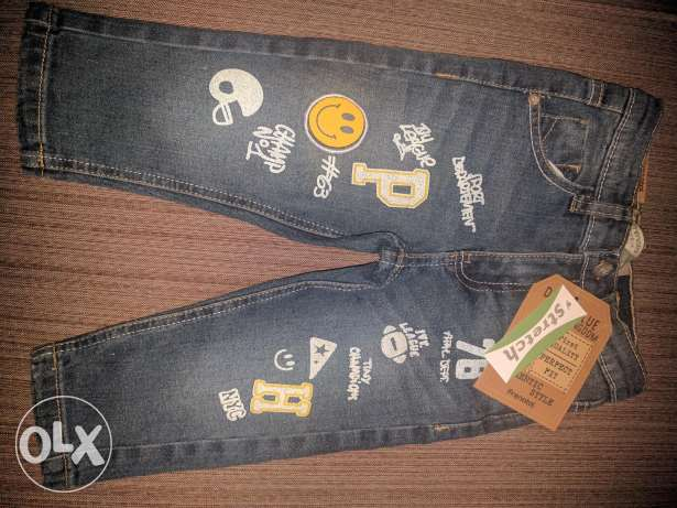 Boy pants 12-18 month from Prenatal Italy