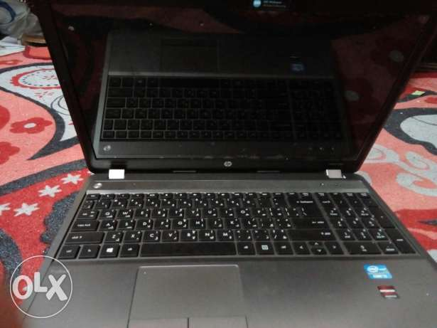 Lab top hp pro book 4540s