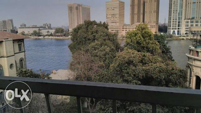 Apartment in zamalek For Rent Long Term Nile View