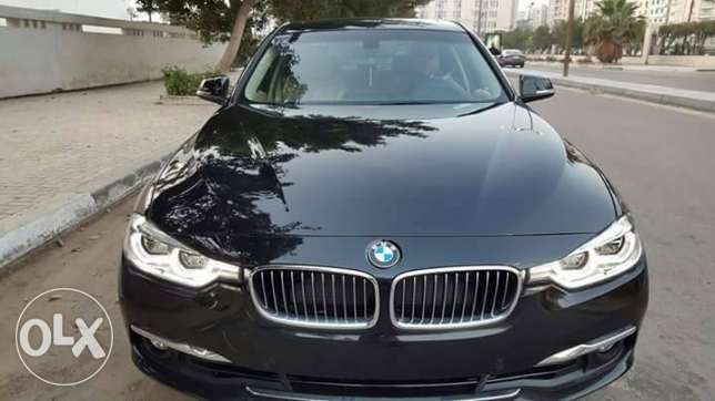 Bmw 320i 2016 luxury